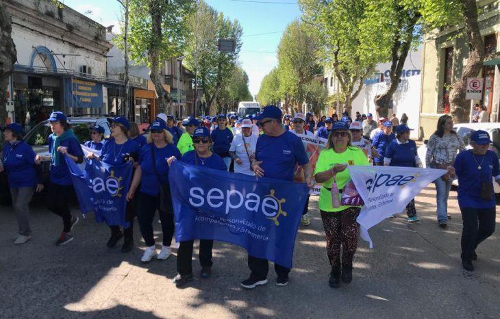 Caminata SEPAE 2018