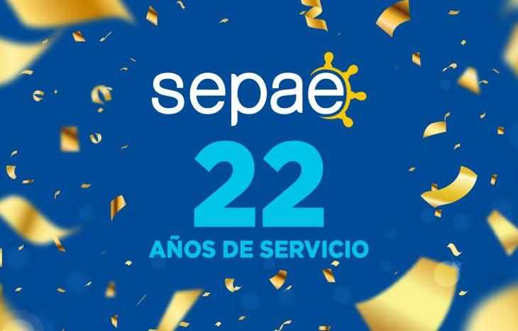 Caminata SEPAE 2019 – Cumplimos 22 años de servicio